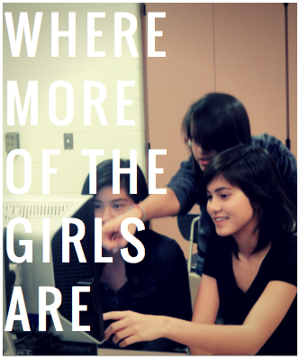 where more of the girls are graphic