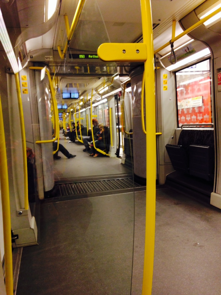 more pics of european subways!