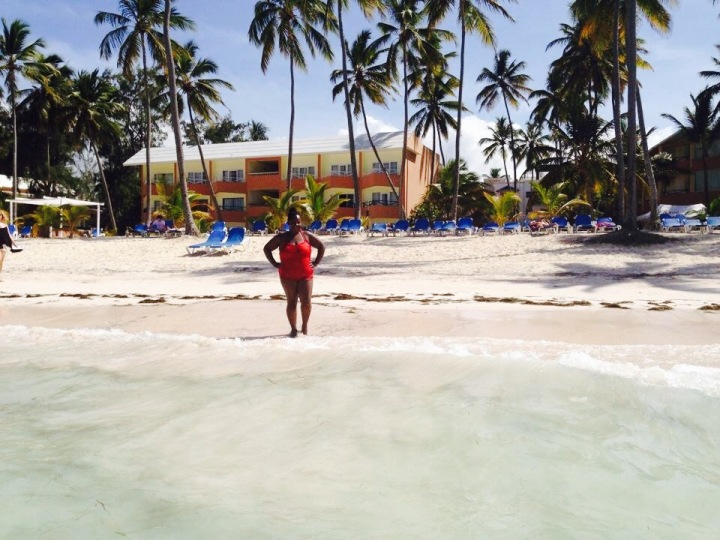 la playa de los corales, where I got to swim for about six weeks this summer.