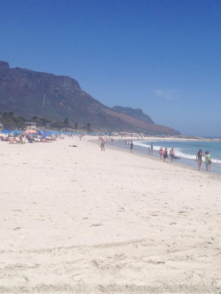 camps bay beach cape town