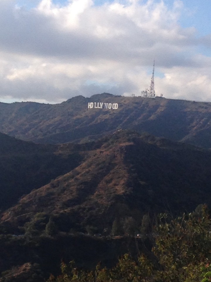 had to do it. snapped from griffith observatory. {2800 E observatory rd., 90027}