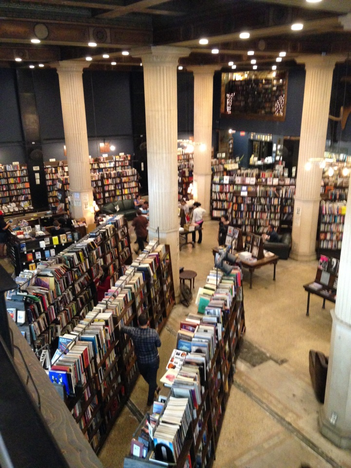 be still, my bibliophile heart. perusing the last bookstore, convulsing with delight. {453 S spring st., 90013}
