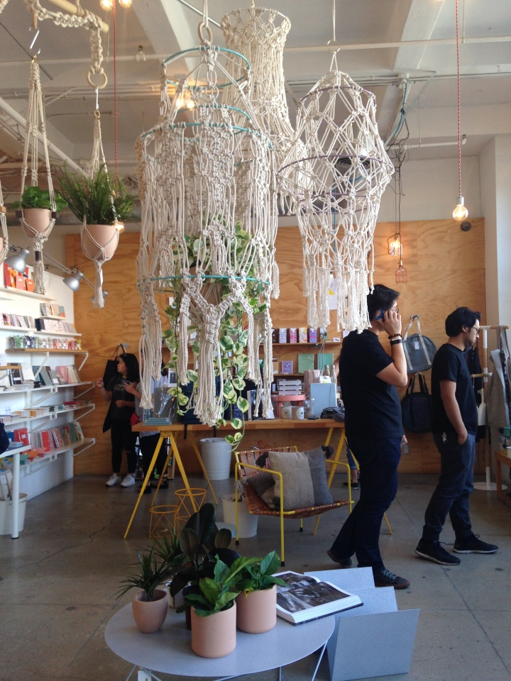 speaking of the arts district, i fell in love with this cute store, poketo. {820 e 3rd st. 90013}
