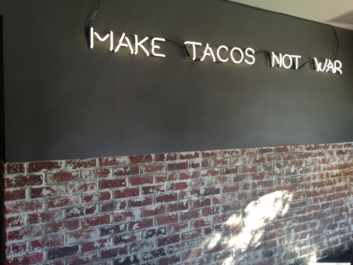 speaking of tacos. and silver lake. {diablo, 3129 sunset blvd, 90026}